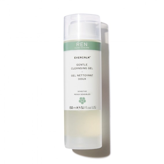 Ren's EverCalm Gentle Cleasing Gel
