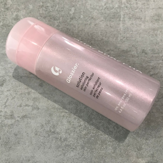 Glossier Solution (Front)